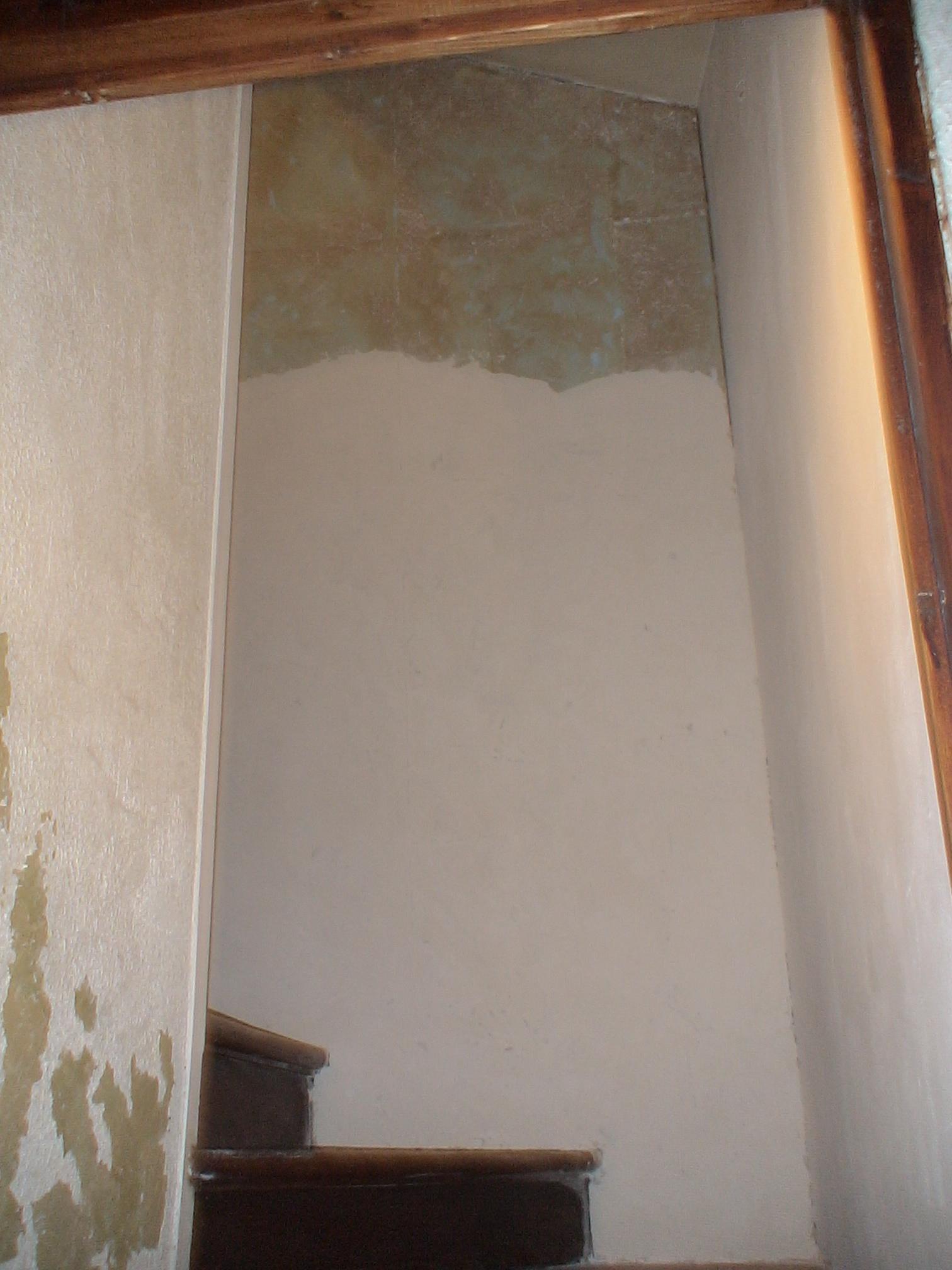 la montee d escalier the rising staircase univers d ambre. Black Bedroom Furniture Sets. Home Design Ideas